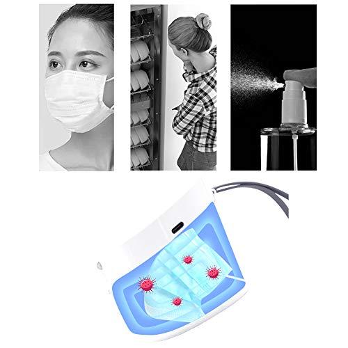 YYSDH Maschera Disinfezione sterilizzatori Bottiglia Automatico Maschere Automatico UV germicida della Lampada a Cartuccia disinfezione Macchina Underwear Portable