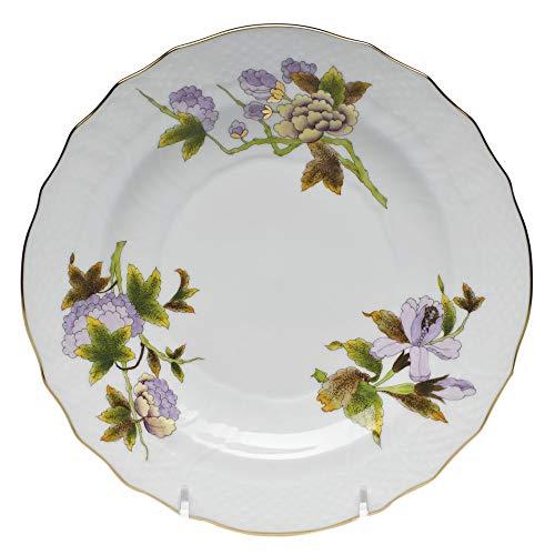 Herend China Royal Garden Porcelain Salad Plate