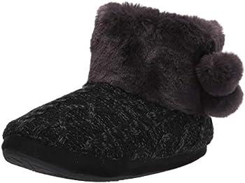 Amazon Essentials Women's Bootie Slipper, Size 5