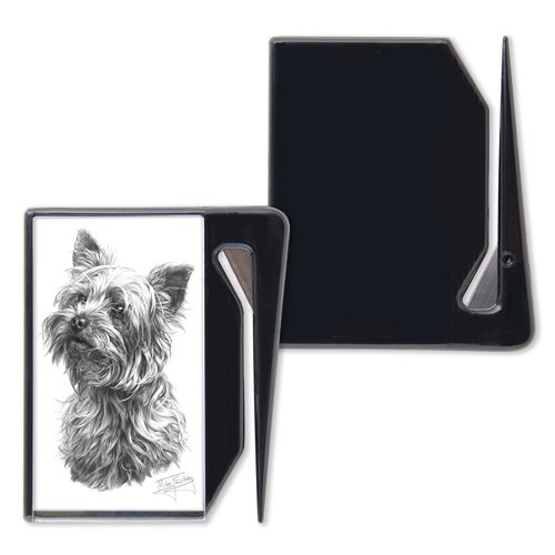 Mike Sibley Yorkshire Terrier Brieföffner, Hundeliebhaber Stationery Geschenk.