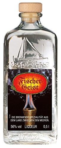 Original Fischergeist 56% Alk.Vol. 2 x 0,5 Liter