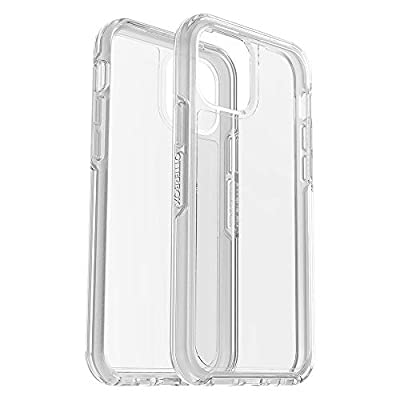 OtterBox Symmetry Clear Series Case for iPhone 12 & iPhone 12 Pro - Clear (77-65921)