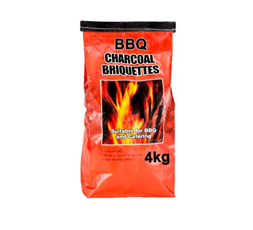 Green Lamp Premium BBQ Charcoal Briquettes - 4KG Bags (1)