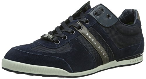 BOSS Herren Akeen Low-Top, Blau (Open Blue 460), 41 EU