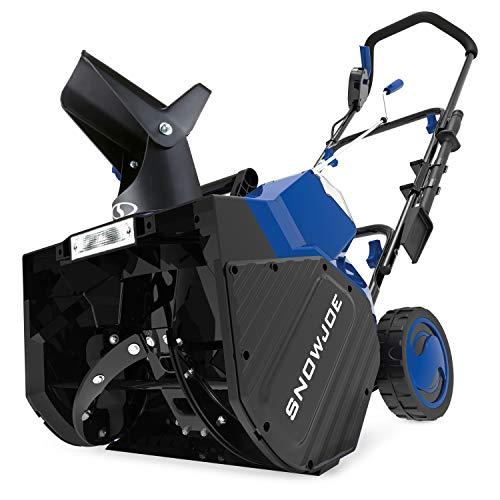 Snow Joe 24V-X2-SB18-CT 18-Inch 48-Volt 4.0-Ah Cordless Snow Blower, Tool Only