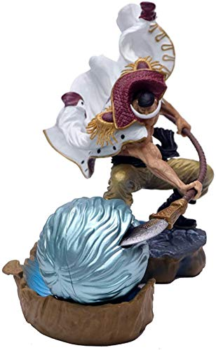KIJIGHG Mazo de Barba Blanca de una Pieza en Caja muñeca Figura decoración Figura de Anime Figuras de acción Modelo de Personaje de Anime