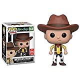 Jokoy Funko Pop Animation : Rick and Morty - Western Morty 3.75inch Vinyl Gift for Anime Chibi