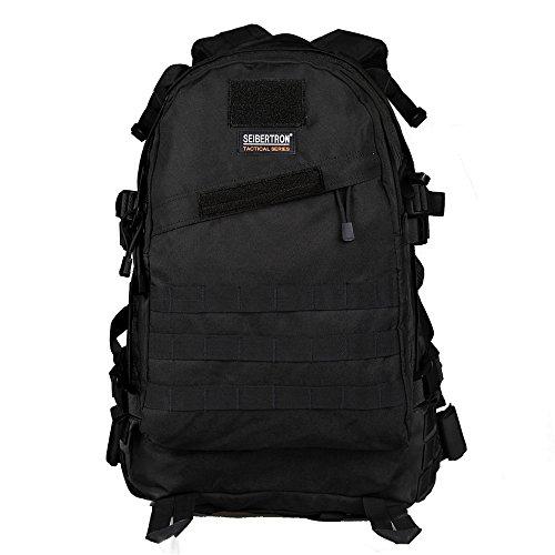 Seibertron Sac Etanche Voyage Engrenages Ordinateur Portable Notebook Backpack Convient 15\