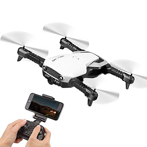 Remote Control Car, Children Remote Control CarRC Foldable Four-axis Drone Helicopter With Camera Live Video - 720P 4K WiFi FPV Quadcopter, Hold Altitude,Headless Mode,3D Flips,One Button Take Off/Lan