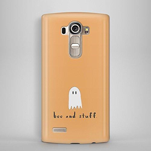 Impresionante Funda 3mm de grosor Boo y Stuff teléfono móvil funda pantalla Cover Prueba de Golpes 3d, LG G4 (H815, US991)