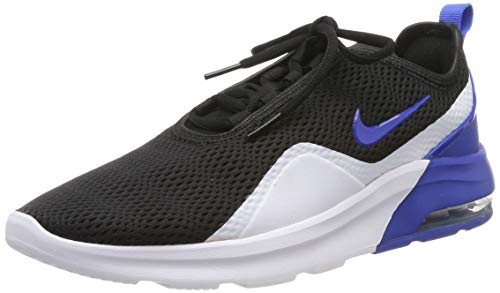 Nike Air MAX Motion 2, Zapatillas de Running para Hombre, Multicolor (BlackGame RoyalWhite 001), 43 EU