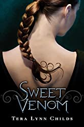 Sweet Venom, Tera Lynn Childs, vlog, backlist love, book blog, ya books, The Book Rat, BookRatMisty
