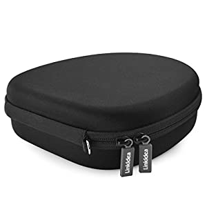Headphones Carrying Case for Bose QuietComfort QC35, QC25, QC2, QC15, AE2w, AE2i, AE2, SoundLink, SoundTrue, Parrot Zik 1.0, Sony ZX400, Skullcandy Uproar/Headset Protective Hard Travel Bag