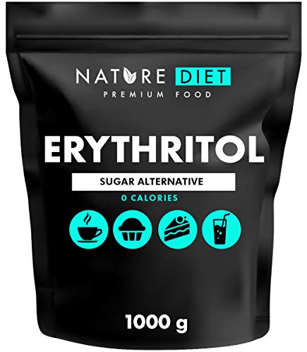 Nature Diet - Eritritol, 2 x 1000 g
