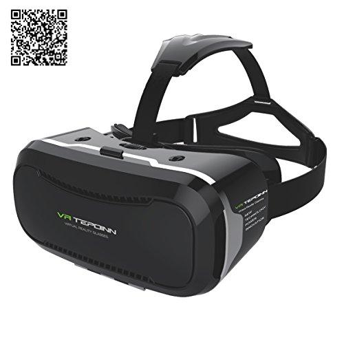 Tepoinn 3D VR gafas Auriculares VR 3D Realidad virtual Caja...