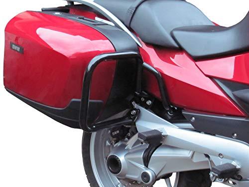 Trasero Defensa Protector de Motor Heed para Motocicletas R 1200 RT (2005-2013) - Negro