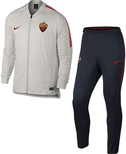 Nike Roma M Nk Dry Sqd Trk K Tuta Da Calcio Uomo