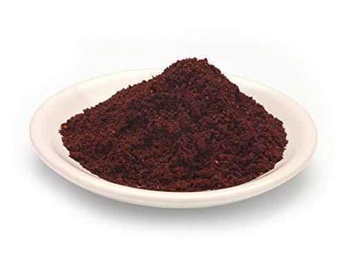 Bio Heidelbeeren Frucht Pulver 200g 100% Frucht ohne Zusätze, Blaubeeren Vollfrucht Heidelbeerpulver, Roh Rohkost sonnengetrocknet (nicht gefriergetrocknet)