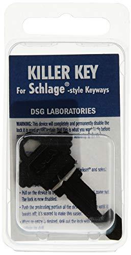 Shomer-Tec Schlage Killer Key