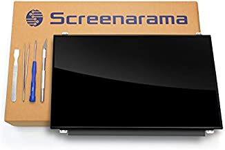 SCREENARAMA New Screen Replacement for Lenovo IdeaPad 110-15ISK 80UD, HD 1366x768, Glossy, LCD LED Display with Tools