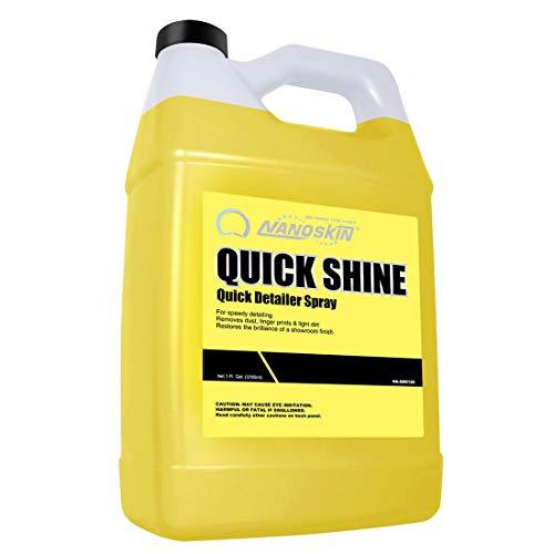 QUICK SHINE Detailer Spray [NA-QSE128], 1 Gallons