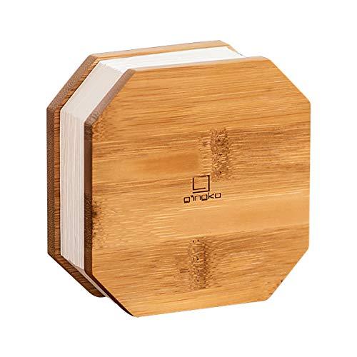 Lampe Akkordeon – Bambus
