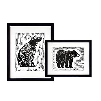 Best black bear painting Reviews