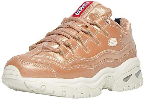 Skechers 13411-rsgd_37, Zapatillas Mujer, Rose Gold, EU
