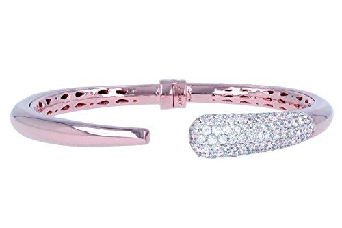 Damen-Armband Bronzallure Golden Rosa - WSBZ00591WR