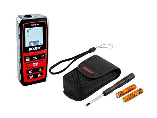 Laser Entfernungsmesser Sola Vector 80 - 4