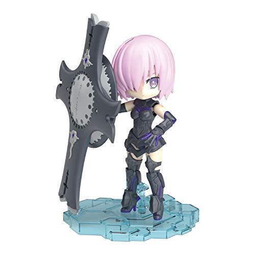 Bandai Petitrits Fate Grand Order Shielder Mash Kyrielight Model Kit