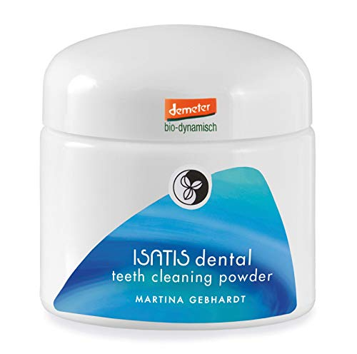 Martina Gebhardt | ISATIS dental - Teeth Cleaning Powder 60g