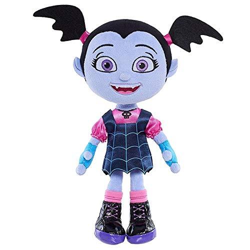 dingtian Peluche Regalo dei Bambini del Giocattolo della Bambola della Peluche Farcito Vampirina di Film di 1pcs 25cm Junior