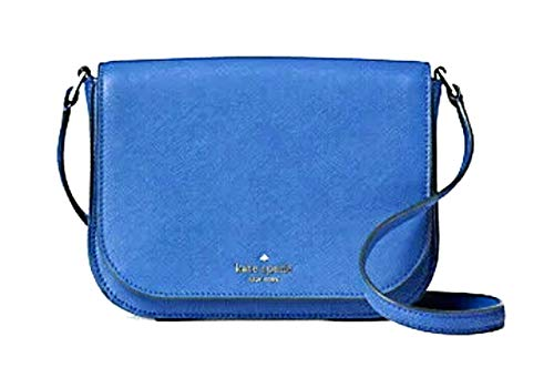 Kate Spade New York Laurel Way Large Carson Shoulder Bag (Blue)