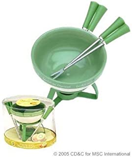 Joie Dipping Desire Chocolate Fondue Set - Kiwi by MSC