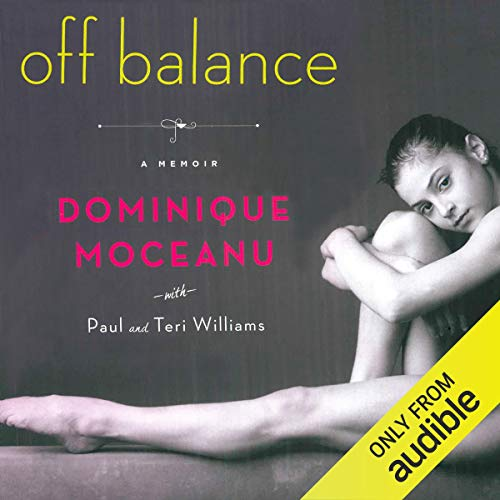 Off Balance audiobook cover art