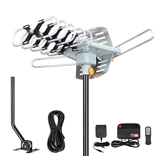 100 mile range outdoor antenna - 2