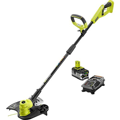 Ryobi P2080 ONE+ 18-Volt Lithium-Ion Cordless String Trimmer/Edger P108 P118 New In...
