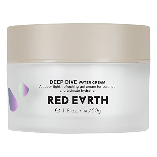 Red Earth Deep Dive Water Cream