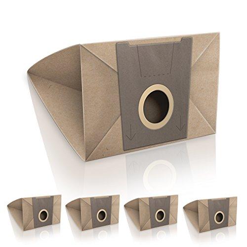 ✧WESSPER® Staubsaugerbeutel für Bosch BGL8334 (5 Stück, Papiersäcke)