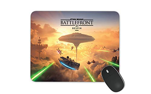 Star Wars Mouse Pad Comic Mouse Pad for Kids HD Printed Mouse Pad Large Mouse Pad (Star Wars)