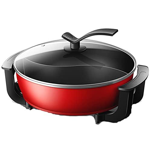 N / B 1500W Mandarin Duck Electric Hot Pot, Sano y no...