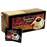 Clásico diseño de GANO EXCEL de café de GANOCAFE GANODERMA de forma sana y 1 BOX 30Sachets