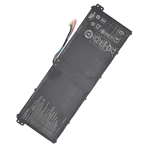 Trconelectron Replacement Laptop AP16M5J Battery for Acer Aspire 3 A315-51 Series A315-51-31RD A315-51-380T A315-51-35LM Series 2ICP4/80/104 KT.00205.004