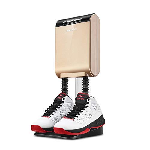 Shoes dryer Schuhe Trockner Elektrische Schuhe Deo Haushalt Automatische Desinfektion Entfeuchter Schuhe Deo Digital Intelligente Konstante Temperatur Timer Gold