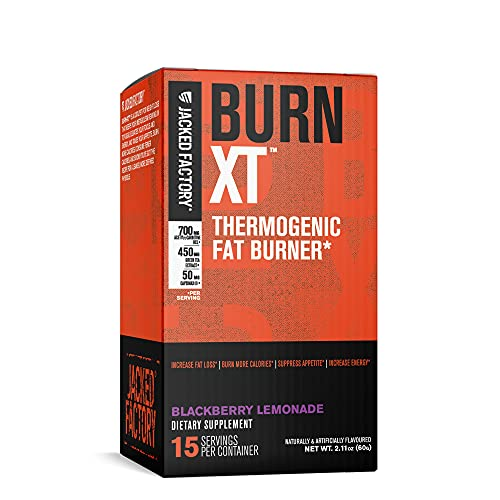 Burn-XT Thermogenic Fat Burner Powder - Weight...