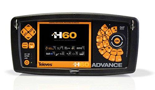 Televes–Messgerät Feld H60Full HD + Leiterplatte + T2