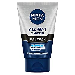 NIVEA best Men Face Wash, All-in-One