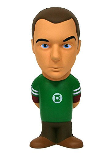 SD Toys 14 cm The Big Bang Theory Sheldon Cooper Anti-Stress Figure