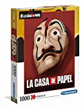 Clementoni - 39533 - Puzzle La Casa Di Carta - 1000 Pezzi - Made In...
